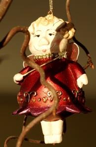 Gris-fén med sitt hjärformade tryne och vinklade öron